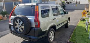 03 HONDA CRV *SALVAGE TITLE * for Sale in Rosemead, CA