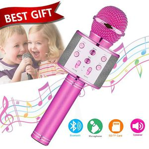 Brand New)Karaoke Microphone For Kids Age 4-12,Best Fun Birthday Gifts For 5 6 7 8 9 10 11 Years Teens Girl Boys for Sale in Duluth, GA