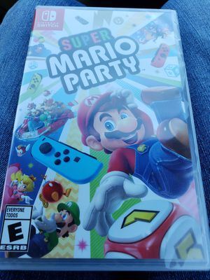 Super Mario Party for Sale in KNG OF PRUSSA, PA