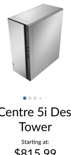 NEW Lenovo IdeaCentre 5i i7 Intel Processor Desktop Computer $800 OBO for Sale in Norco,  CA