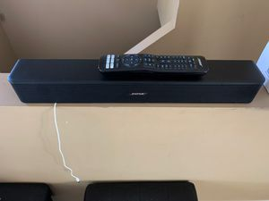 Bose solo5 tv sound system for Sale in South Jordan, UT