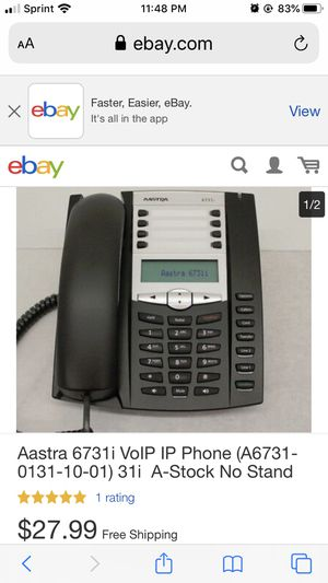 AAstra 6731i business phone for Sale in FL, US