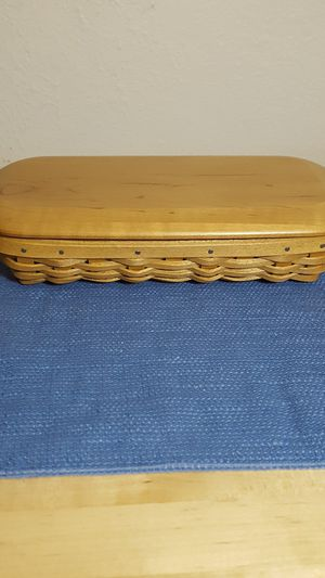 """Longaberger 2003 """"Special Things"""" Basket for Sale in Glendale, AZ"""