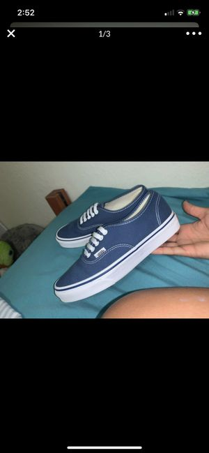 Women's Size 8.5 Vans for Sale in Fort Myers, FL