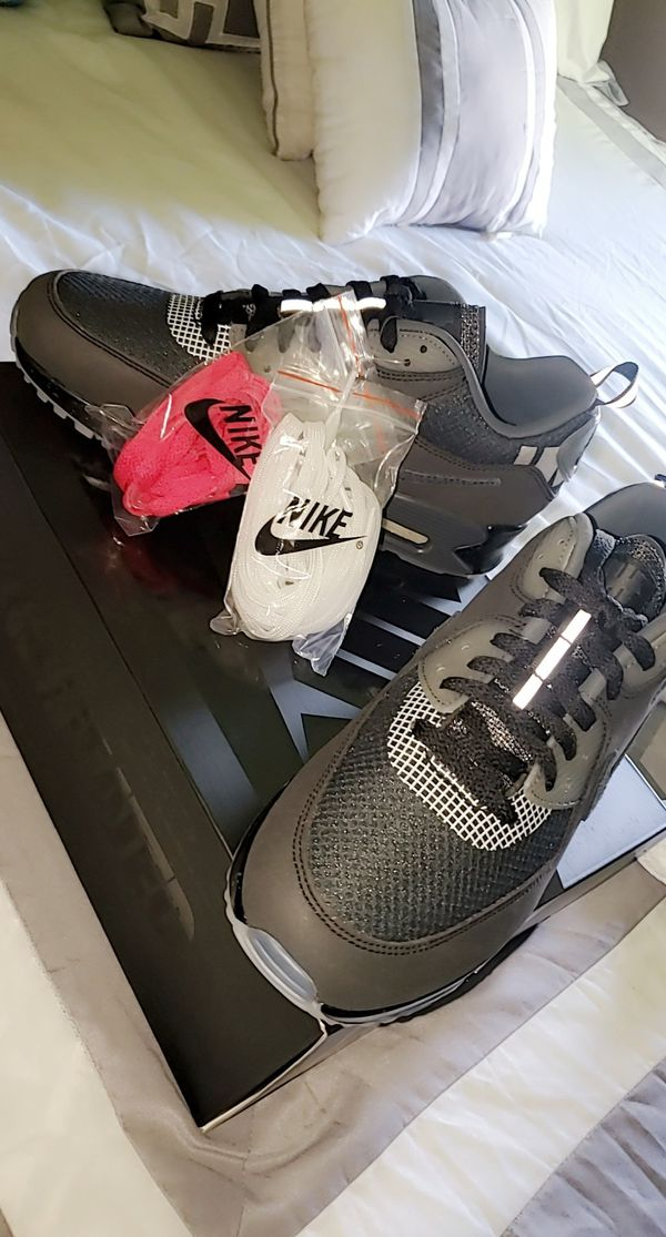 Nike x undeafeated airmax