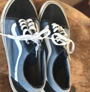 Classic Blue sk8 low Vans. for Sale in Tampa, FL