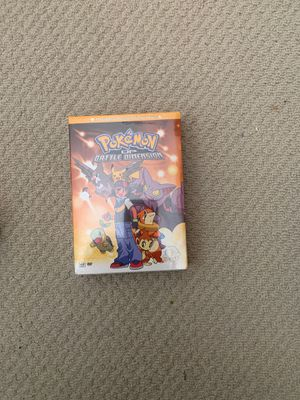 POKEMON DP BATTLE DIMENSION DVD SET for Sale in Los Angeles, CA