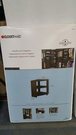 ClosetMaid 3-Shelf Organizer for Sale in Mesquite, TX