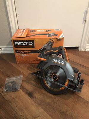 Brushless 18v 71/4 circular saw for Sale in Grapevine, TX