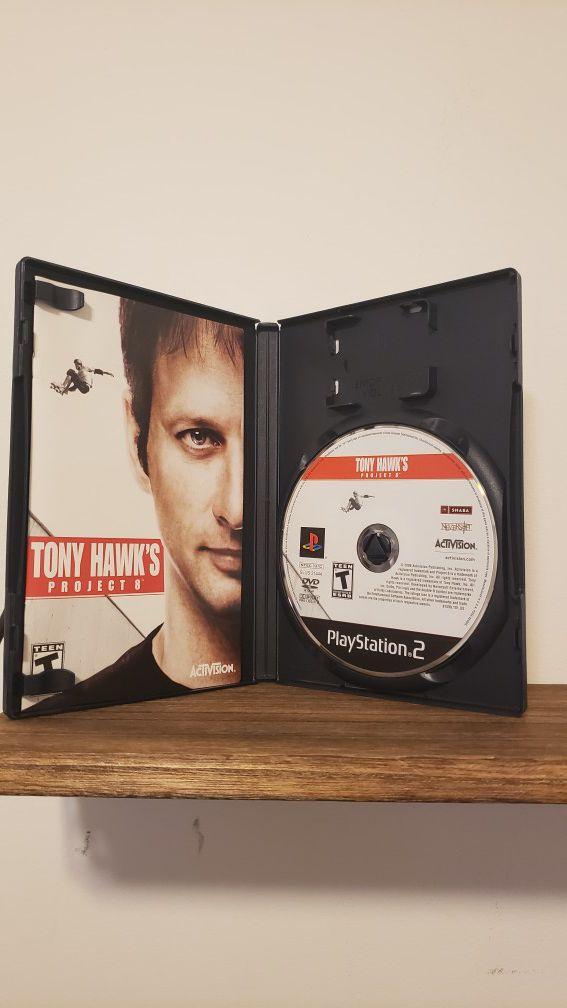 Tony Hawk's project 8 [PS2]