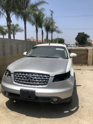 Infiniti FX35 Part out for Sale in Fontana, CA