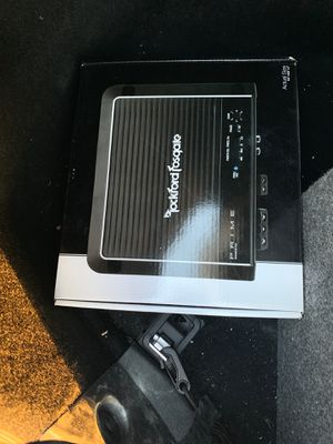 Rockford fosgate p1 12 inch subs for Sale in Payson, AZ