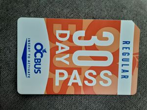 Bus pass for Sale in Santa Ana, CA