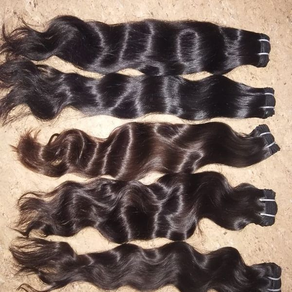 "Mix Any 3 upto 32"" Pure virgin Cuticle hair custom imports"
