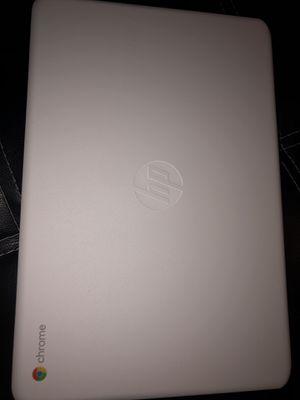 Snow White Chromebook Laptop for Sale in Dallas, TX