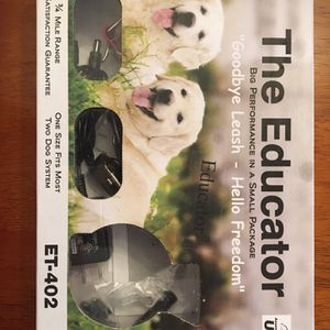 Dog Training E-Collar Et402 for Sale in Billerica, MA