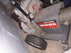 Craftsman pressure washer for Sale in Weirton, WV