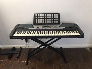 Yamaha Portable Electronic Keyboard PSR GX76 for Sale in Gardena, CA