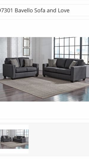 Bavello Sofa and Love!! for Sale in Mesquite, TX