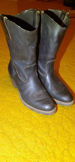 Harley Davidson Cowboy Riding boots 10 1/2 for Sale in Williamstown, PA