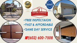 Garage door repair, Automation gate , Surveillance Security camera for Sale in Phoenix, AZ