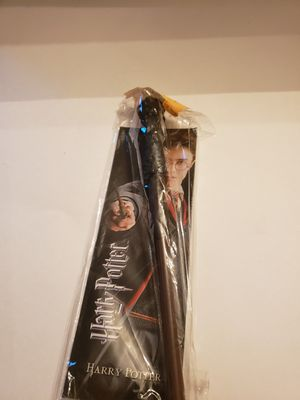 """Harry Potter novelty pen wand approx 7"""" for Sale in Plainville, CT"""