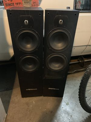 Digital Pro audio Speakers for Sale in Rancho Cucamonga, CA