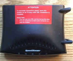 SpeedStream 5100 WiFi Cable Modem Router for Sale in San Francisco, CA