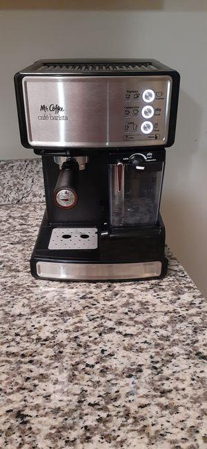 "°°°VENTA°°° MR. COFFEE ""CAFE BARISTA"" for Sale in Garner, NC"