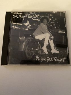 Whitney Houston I'm Your Baby Tonight CD for Sale in Winter Haven,  FL