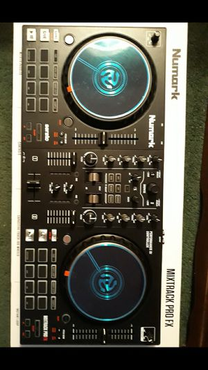 NUMARK MIXTRACK PRO FX for Sale in Marshall, TX