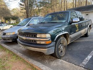 2001 Chevy Silverado 1500 for Sale in Cary, NC