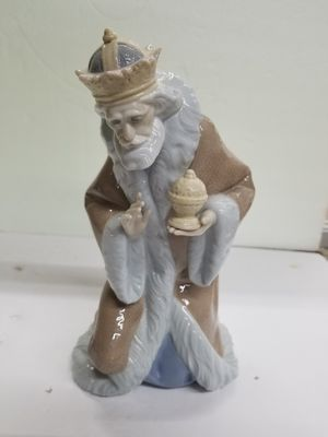 Lladro King Melchior figurine for Sale in Detroit, MI