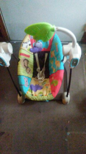 Baby swing, chair, bed, etc for Sale in Greensboro, NC