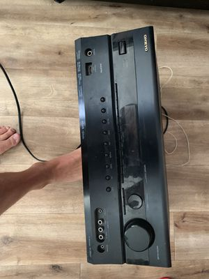 Onkyo receiver for Sale in Clackamas, OR