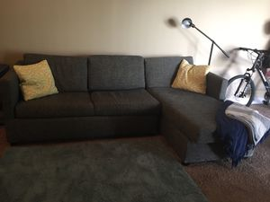 Sectional sleeper sofa for Sale in Fort Lauderdale, FL