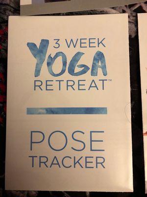 Yoga DVDS for Sale in Lincoln, NE