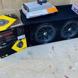 $400 No Less / No Menos - All New System ****See Description for Sale in Sanger, CA