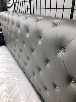 Bluetooth King Size Bed Frame for Sale in Detroit, MI