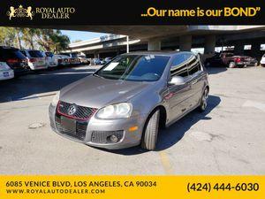 2008 Volkswagen GTI for Sale in LA, CA