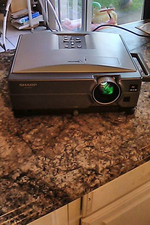 Lcd projector for Sale in Houston, TX