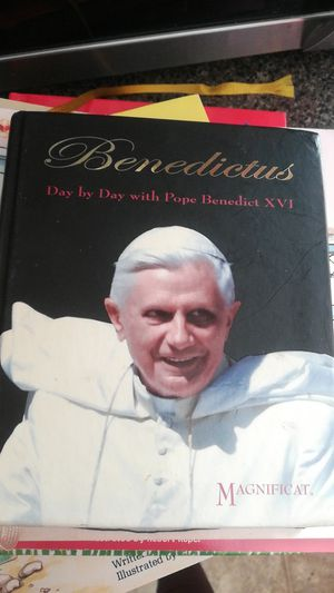 Pope Benedict devotional for Sale in Indianapolis, IN