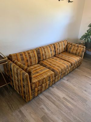 MCM couch for Sale in Clovis, CA