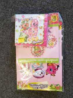 Shopkins Party Pack for Sale in Stockton,  CA