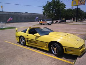 1984 Chevy Corvette for Sale in Houston, TX