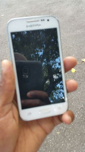 Phone samsung galaxy core for Sale in Philadelphia, PA