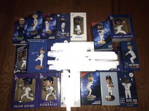 Dodgers bobble heads trade or sale for Sale in Pico Rivera, CA