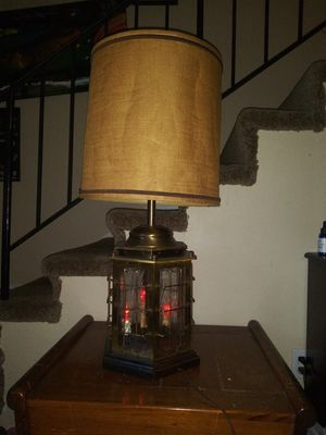 Really cool antique lamp for Sale in University Place, WA