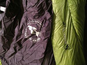 Big Agnes Mystic sl 15 degree down sleeping bag for Sale in Pine Hill, NJ
