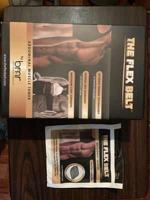 Ab belt for men and women for Sale, used for sale  Brooklyn, NY